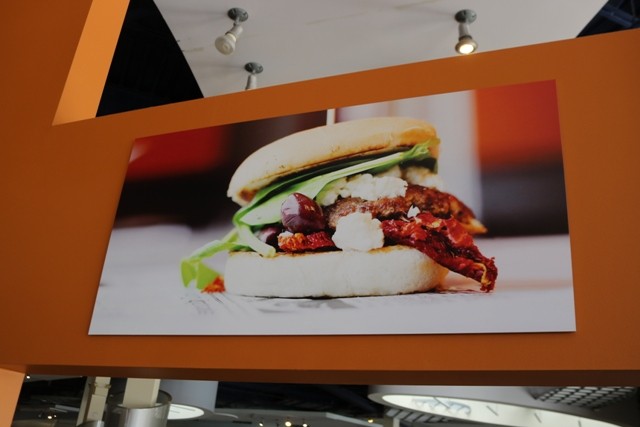 Item Image for Burger Fusion Company
